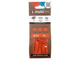 <b>Дюбель нейлоновый Европартнер</b> MULTI Plug 10x40 мм, 8 шт ...