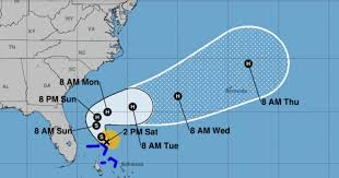 Bahamas brace for bad weather as Tropical Storm Humberto nears ...