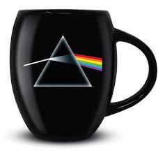 <b>Кружка Pink Floyd</b> (<b>Dark</b> Side Of The Moon) Oval Mug MGO25611 ...