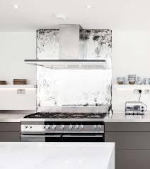 printed dandelion glass kitchen splashback graphic mirrored kitchen splashback with toughened vintage style of antiquing