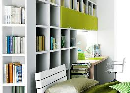 compact home office. view in gallery modern home office with a compact frame and refreshing hues of green f