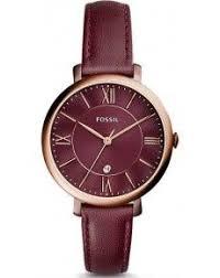 <b>Женские часы fossil</b>, Кожа и Модные часы