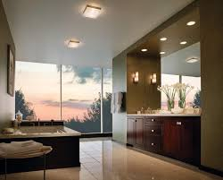 bathroom contemporary open view master bathroom design with bathroom sconces and ceiling vanity lights ideas amazing contemporary bathroom vanity lighting