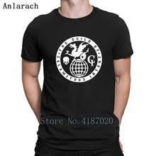 Бедственное намерение <b>футболка</b> Funky <b>лонгслив с принтом</b> ...