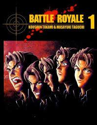 Королевская битва (<b>манга</b>) — Википедия