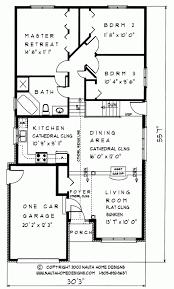 Bedroom Backsplit House Plan BS   Sq FeetBacksplit House plan BS floor plan