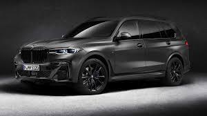 BMW украсила большой кроссовер X7 «очень <b>темными</b>» деталями