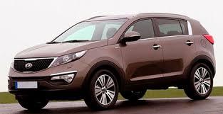 Купить автоаксессуары для KIA Sportage III (2010 - 2015) в ...