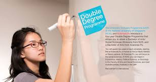 nus sciences po double degree programme this promises to be a great programme students will benefit from the breadth and multidisciplinarity of sciences po and nus university scholars programme