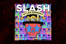 <b>Slash</b> and Myles Kennedy Raise the Bar With '<b>Living</b> the Dream'