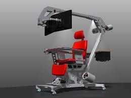 room ergonomic furniture chairs: futuristic ergonomic workplace futuristic ergonomic workplace futuristic ergonomic workplace