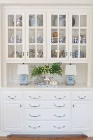 upper kitchen cabinets pbjstories screenbshotb: eleven gables fall home tour blue and white transferware fall styling white kitchen color inspiration for my dream kitchen amp