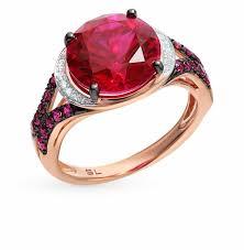<b>Кольца с рубином</b> — купить недорого в интернет-магазине ...