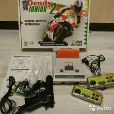 <b>Игровая приставка Dendy junior</b> 2 - Бытовая электроника, Игры ...