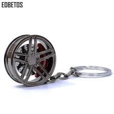 <b>EDBETOS</b> Wheel Rim Key Rings Creative Accessories <b>Auto</b> Part ...