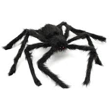 "29 ""<b>Giant</b> Spider Plush Spider Red Eye Party <b>Horror Props</b> ..."