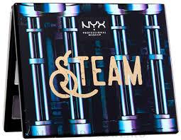 <b>NYX Professional Makeup</b> Machinist Shadow Palette Steam ...