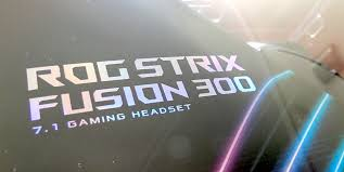 Review Gaming Headset Asus ROG <b>Strix Fusion 300</b> (Sonido 7.1 ...
