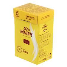 <b>Кофе молотый Valiente Hogar</b> 250 г — информация и оценки