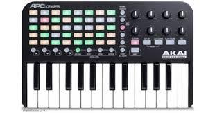 Купить <b>AKAI PRO APC</b> KEY 25 USB - <b>MIDI</b>-<b>клавиатура Акай</b> про в ...