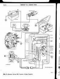 wiring diagram alternator club cobra attached images