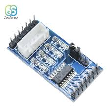 <b>3pcs ULN2003</b> Four-Phase Five-Wire Driver Board Electroincs ...