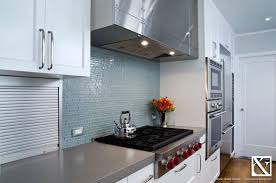 countertops popular options today: concrete countertop contemporary kitchen with glass backsplash and appliance garage i g is xedzhizh lvr