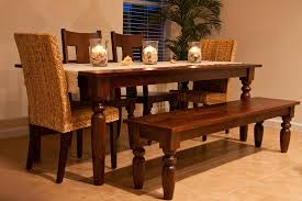 kitchen tables bench seating home interiors