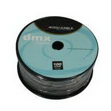 <b>Кабель микрофонный AMERICAN DJ</b> AC-DMXD3-100R купить в ...