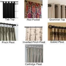 Hidden Tab Curtains Diy Hidden Tab Curtains