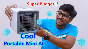Smallest Portable AC Ever... - YouTube