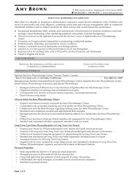 executive assistant sample resume cipanewsletter administrative assistant resume template microsoft word