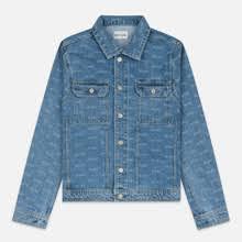Мужская джинсовая куртка M+RC Noir Hate Denim 14.0 Oz ...