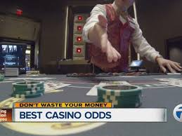 Casino game odds  your best bet   WXYZ com