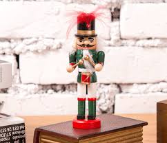 <b>Christmas Tree Pendant</b> Gift for Home <b>Decor</b> Nutcracker Soldier ...