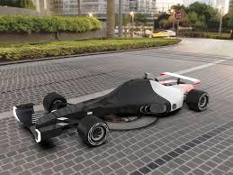 F1 <b>Racing car</b> |Autodesk Online Gallery