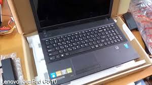 <b>Lenovo IdeaPad G510</b>: Unboxing - YouTube