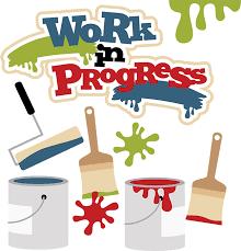 Image result for work in progress