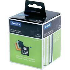 Dymo <b>White</b> Label Maker Tapes & Cartridges for sale | eBay