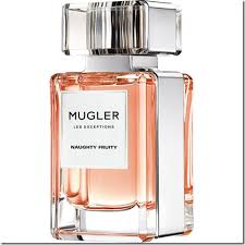 Maybe not the <b>Mugler Exception</b> to the Rule but <b>Naughty</b> Fruity is ...