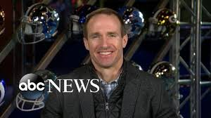 Drew Brees speaks out on controversial call, Super Bowl - YouTube