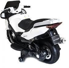<b>Детский</b> электромобиль <b>мотоцикл</b> BMW R1200RT White – купить ...