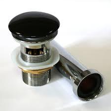 <b>Melana T201B</b> (черный) купить в Москве   <b>Донный клапан</b> для ...
