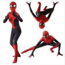 <b>Spider</b>-<b>Man Uniform</b> Unisex Costumes for sale | eBay