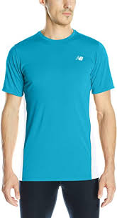 New Balance Men's Accelerate Short Sleeve: Clothing - Amazon.com