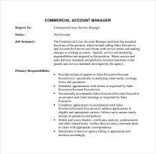 sample account manager resume      download free documents in pdf    account manager resume free