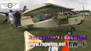 RW <b>6</b> Ragwing <b>ultralight</b> aircraft by Ragwing Aircraft. - YouTube
