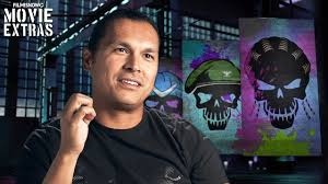 Suicide Squad | On-set with Adam Beach '<b>Slipknot</b>' [Interview ...