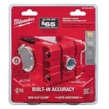 Milwaukee - <b>10</b> - <b>Hole</b> Saws Bits - Drill Bits - The Home Depot