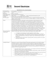 technician resume example sample resume objective electrician    technician resume example sample resume objective electrician example electrician resume apprentice lineman